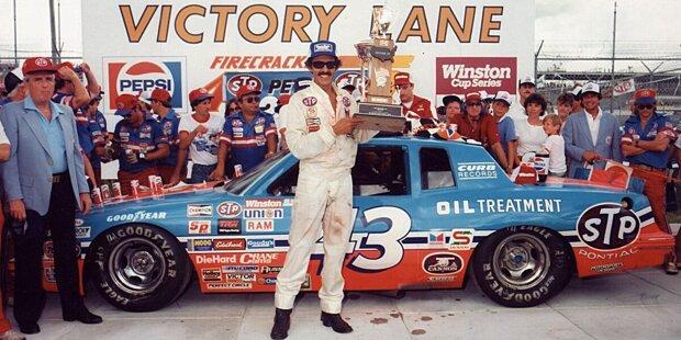 1. Richard Petty: 200 Siege (erster Sieg: Charlotte Fairgrounds 1960 - letzter Sieg: Daytona 1984)