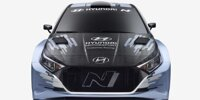 Präsentation Hyundai  i20 N Rally2