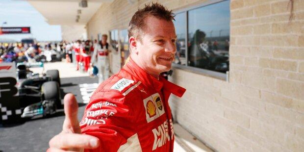 10. Grand Prix von Europa 2006, Nürburgring (McLaren, P4): Auf den ersten Blick ist dies kein bemerkenswertes Rennen. Räikkönen beendet die erste Runde auf P5, wo er gestartet war. In der vierten Runde überholt er Jenson Button und wird hinter dem Spitzenkampf Fernando Alonso (Renault) gegen die Ferraris Vierter.