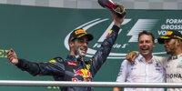 Der Sonnyboy aus Perth: Daniel Ricciardos Karriere in Bildern