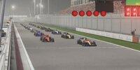 Frage & Antwort mit einem Sim-Racer zum virtuellen Bahrain-GP (1/2)