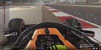 Frage & Antwort mit einem Sim-Racer zum virtuellen Bahrain-GP (2/2)
