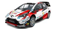 Toyota: WRC-Präsentation 2020