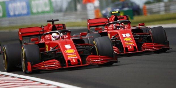"""Kimi Räikkönen (5): Ja, auch uns tut es in der Seele weh, den """"Iceman"""" so hinterherfahren zu sehen. Klar, im Alfa Romeo des Jahrgangs 2020 sind aktuell keine Heldentaten möglich. Doch mit dem letzten Platz im Qualifying und der Strafe im Rennen hat Kimi auch selbst dazu beigetragen, dass es ein Wochenende zum Vergessen war."""