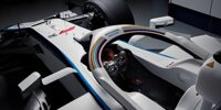 Das neue Williams-Design für die Formel-1-Saison 2020