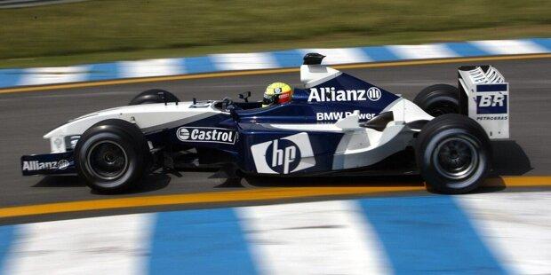Dunkelblau war meist dabei, häufig auch Weiß, manchmal Gelb: Was aber ist das bisher schönste Farbdesign, das Williams in der Formel 1 verwendet hat? Die Leser von 'Motorsport-Total.com' haben genau darüber abgestimmt. Hier das Ergebnis!