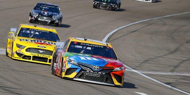 Der aktuelle NASCAR-Champion Chase Elliott hat sich in den vergangenen Jahren zum echten Rundkurs-Spezialisten gemausert. Ihm fehlen noch zwei Siege in Folge, um mit Jeff Gordon gleichzuziehen, der es geschafft hat, in seiner Karriere sechs Rundkurs-Rennen in Folge zu gewinnen.