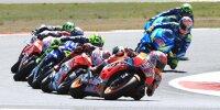 Top 10: MotoGP-Rennen mit den engsten Top-15-Ergebnissen
