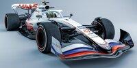 Das Formel-1-Auto 2022 mit den 2021er-Designs