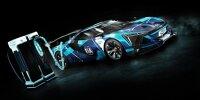 FIA präsentiert Elektro-GT-Konzept