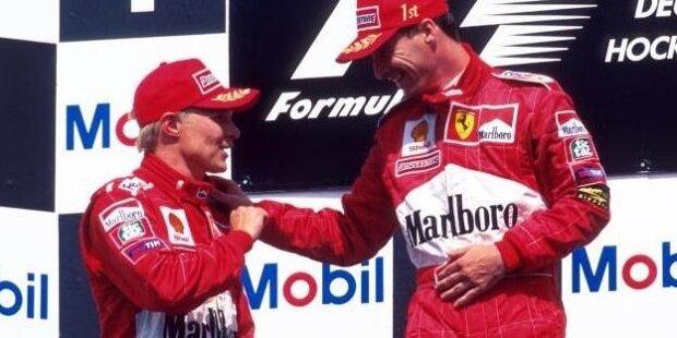 Lando Norris ist es passiert: Er führte im Russland-Grand-Prix 2021 in Sotschi souverän das Rennen an. Dann kam der Regen und Norris wechselte zu spät auf Intermediates. Der erste Sieg zum greifen nah - verpasst! Doch damit ist Norris in der Formel 1 kein Einzelfall, wie unsere Fotostrecke zeigt!