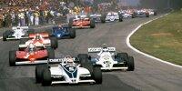 Kuriose Zwischenfälle beim Rennstart in der Formel 1
