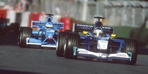 Die 20 letzten Formel-1-Debütanten in den Punkten