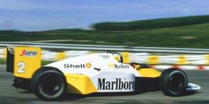 McLarens Vorgänger: Sonderlackierungen in der Formel 1