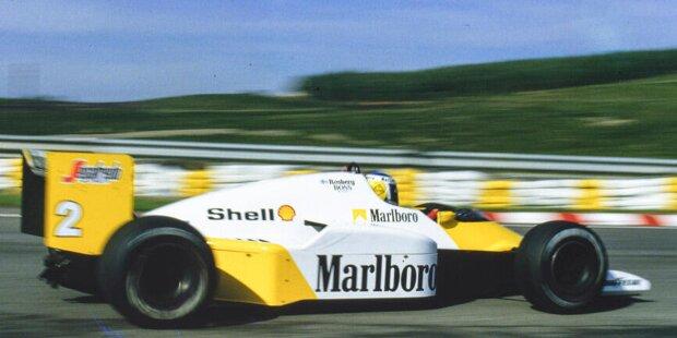 McLaren tritt in Monaco mit einer Sonderlackierung an. Einmalig fährt man am kommenden Wochenende in Monte Carlos ein Spezialdesign in den Gulf-Farben durch das Fürstentum spazieren. Wir schauen auf weitere Beispiele von Sonderlackierungen in der Formel-1-Geschichte.