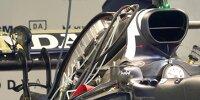Formel-1-Technik: Detailfotos beim Türkei-Grand-Prix 2021