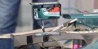 Formel-1-Technik: Detailfotos beim Österreich-Grand-Prix 2021