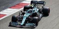Erste Fahrbilder der Formel-1-Autos 2021 auf der Rennstrecke