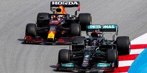 12 Punkte auf Hamilton: So kam's zu Verstappens WM-Vorsprung