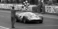 Fotostrecke: Ferrari bei den 24h Le Mans