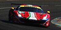 Reaktionen auf Ferraris Hypercar-Projekt