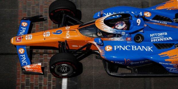 1. Scott Dixon (Ganassi-Honda)