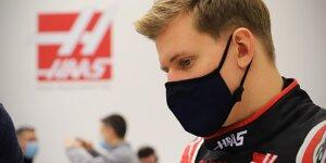 Mick Schumacher: Sitzanpassung bei Haas für Formel-1-Debüt 2021