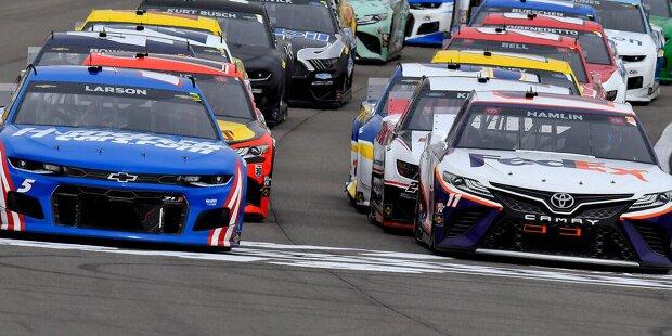 """Die Ausgangslage für das dritte von zehn Playoff-Rennen, das letzte Rennen der """"Round of 16"""" am 18. September in Bristol:"""