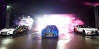 Gen7: Die NASCAR-Autos für 2022 von Chevrolet, Ford, Toyota