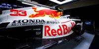 Honda-Hommage: Red Bulls Spezialdesign in Istanbul