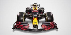Formel 1 2021: Der neue Red Bull RB16B in Bildern