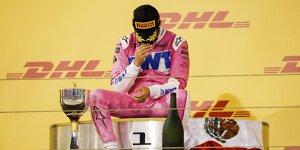Zehn Formel-1-Rekorde, die 2020 gebrochen wurden