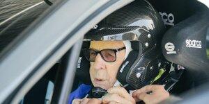 Sobieslaw Zasada: Mit 91 Jahren zur Safari-Rallye