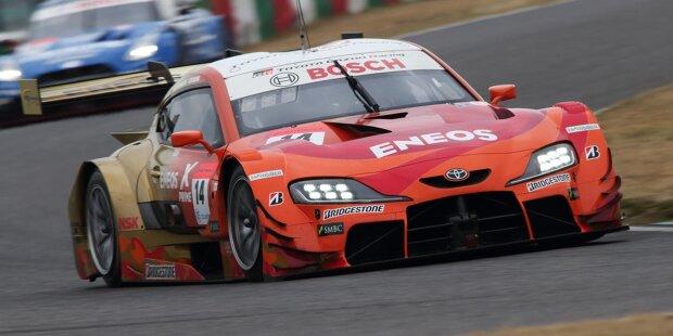 #1 - Stanley Team Kunimitsu - Tadasuke Makino/Naoki Yamamoto - Honda NSX-GT GT500 - Bridgestone