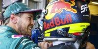 Vettel Zweiter in Baku: Die schönsten Jubelfotos!