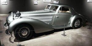 MAC Museum Art and Cars: Blechkleidung auf Kundenwunsch