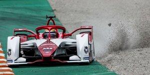 Formel E: Testfahrten in Valencia 2020