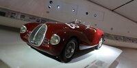 Ferrari - fünf Meilensteine der Marke