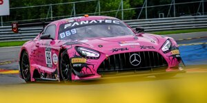 24h-Rennen Spa-Francorchamps 2021, Training & Qualifying