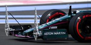 F1: Grand Prix von Frankreich (Le Castellet) 2021, Freitag