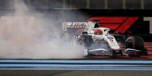 F1: Grand Prix von Frankreich (Le Castellet) 2021, Samstag