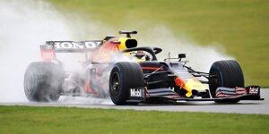 Sergio Perez: Erste Ausfahrt im Red Bull