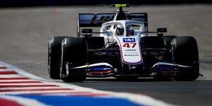 F1: Grand Prix von Russland (Sotschi) 2021, Freitag