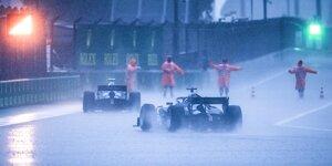 F1: Grand Prix von Russland (Sotschi) 2021, Samstag