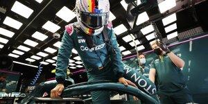F1: Grand Prix von Spanien (Barcelona) 2021, Freitag