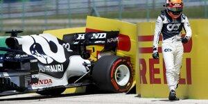 F1: Grand Prix von Ungarn (Budapest) 2021, Freitag