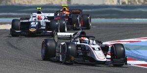 Formel 2 2021: Sachir