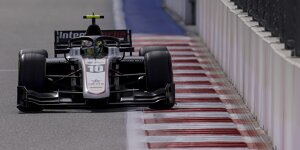 Formel 2 2021: Sotschi