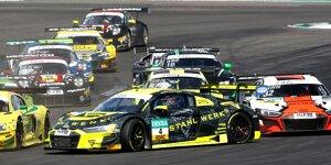 ADAC GT Masters: Lausitzring 2021, Sonntag