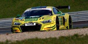 Testfahrten ADAC GT Masters Oschersleben, Dienstag